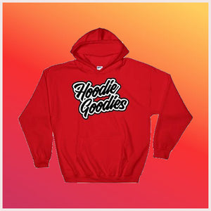 ❤️ HOODIE GOODIES GEAR- Classic Hoodie Goodies Hooded Sweatshirts (Colors) ❤️
