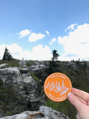 Explore WV Patches