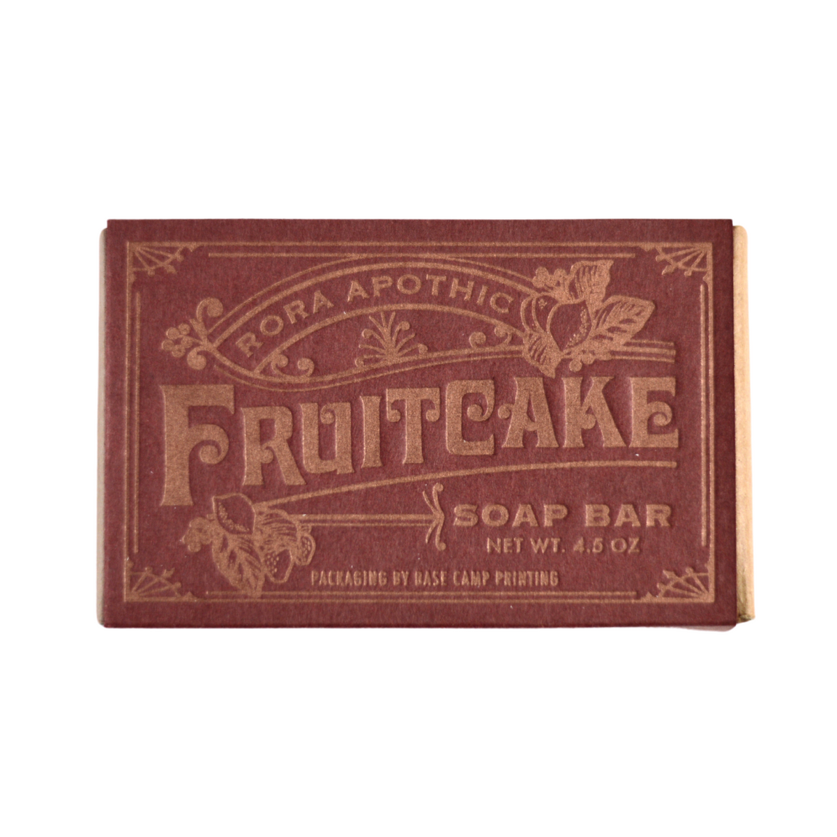 Rora Apothic Fruitcake Bar Soap