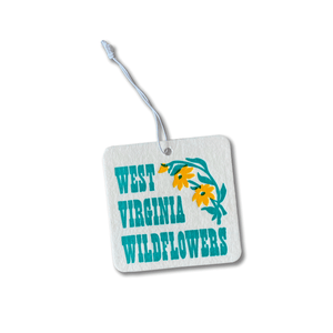 West Virginia Wildflowers Air Freshener
