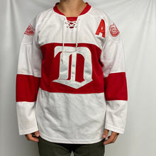 Load image into Gallery viewer, Detroit Red Wings Datsyuk Hockey Jersey Stitched