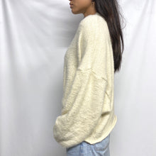 Load image into Gallery viewer, Cream Jumper