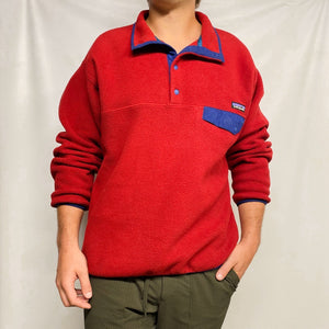 Vintage Patagonia Synchilla Snap-T Fleece Pullover