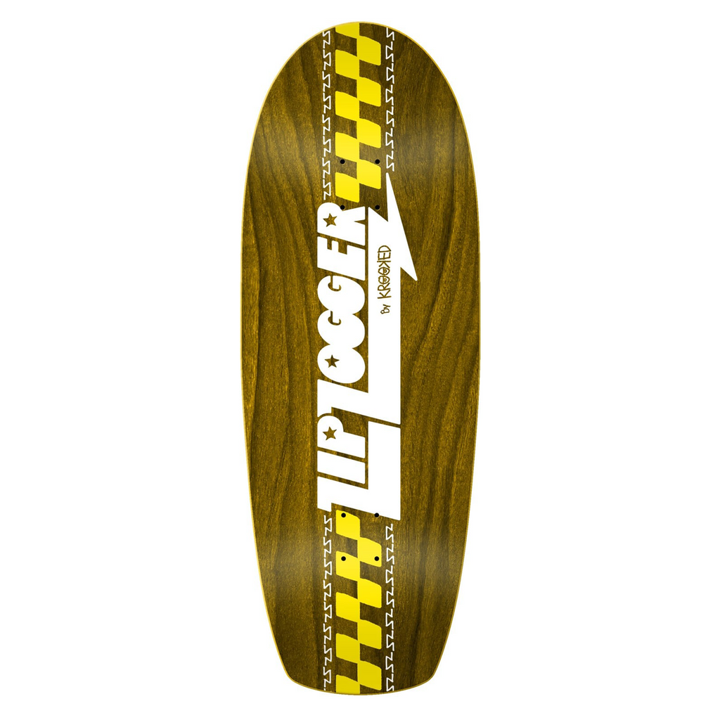 "Krooked - 10.75"" Zip Zogger Ovy Brown"