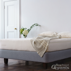 "Obasan Organic Mattress | 10"" Studio Collection-OBASAN-Sleep Naked Organic Mattress Store"