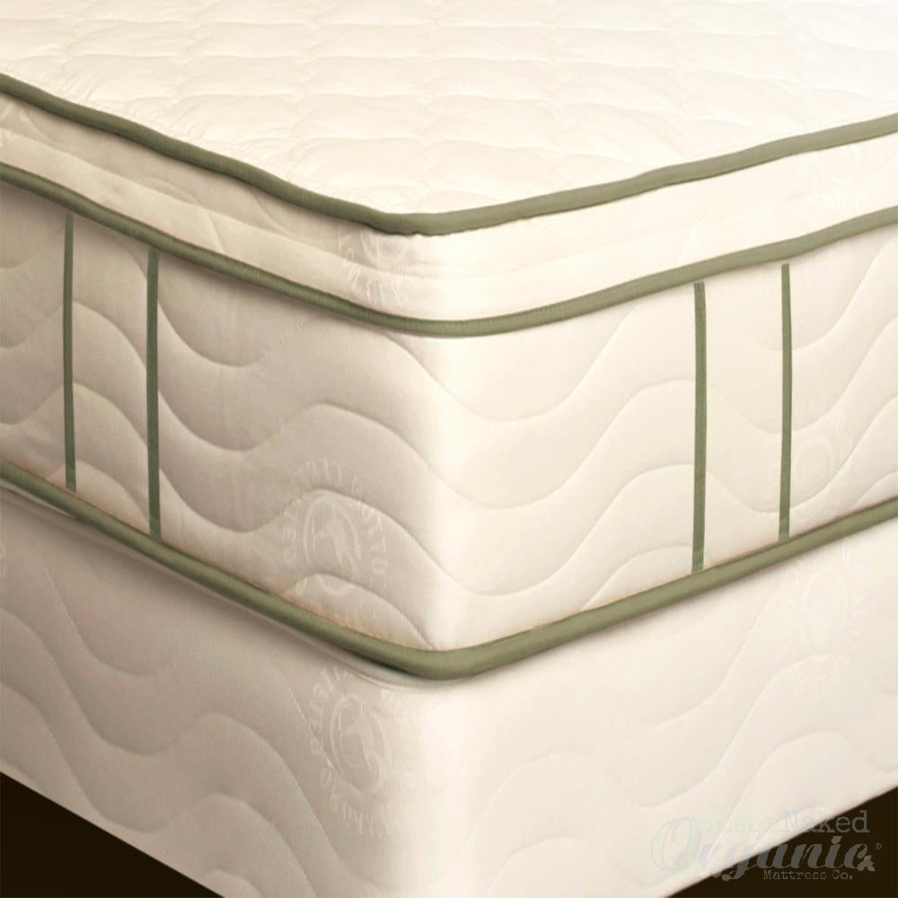 DUO Kids Mattress-ORGANICPEDIC-Sleep Naked Organic Mattress Store