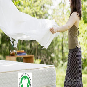 Savvyrest Organic Sheets-SAVVYREST-Sleep Naked Organic Mattress Store