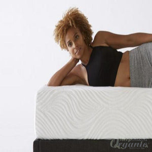 "Pure Talalay Bliss 10"" Nature Mattress-PURE TALALAY BLISS-Sleep Naked Organic Mattress Store"