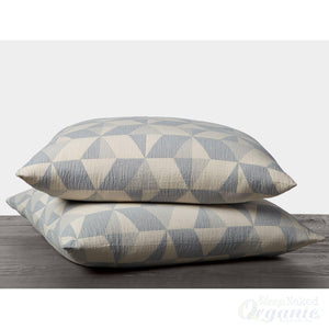 Coyuchi Organic Pismo EURO (Square) Pillow Sham-COYUCHI-Sleep Naked Organic Mattress Store