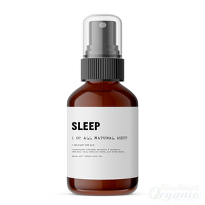 Natural Body Mist- Sleep-Purple Lily-Sleep Naked Organic Mattress Store