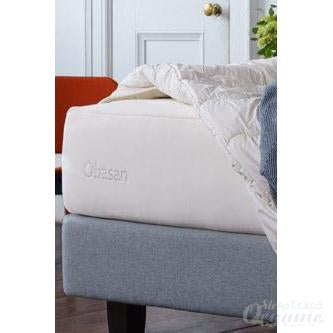 "Obasan Organic Latex Mattress 12"" Studio Collection-OBASAN-Sleep Naked Organic Mattress Store"