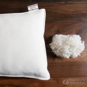 Obasan Organic Wool Pillow-OBASAN-Sleep Naked Organic Mattress Store