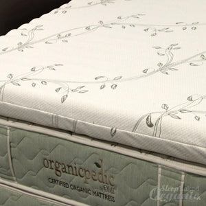 Verona Pillowtop-Sleep Naked Organic Mattress Co-Sleep Naked Organic Mattress Store