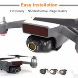 3 in 1 HD Drone Camera ND8 & CPL & UV-lensfilterset voor DJI Spark
