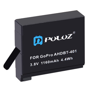 AHDBT-401 3.8V 1160mAh Li-ion Battery for GoPro HERO4