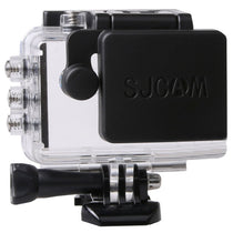Beschermende camera Lensdop Cover + Behuizing Case Cover Set voor SJCAM SJ5000 / SJ5000 Plus / SJ5000 WiFi Sport Camera