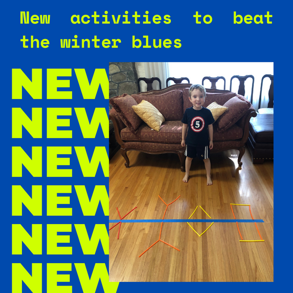 Beat the Winter Blues With These Hands On Activities for Your Child