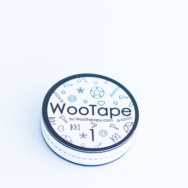 Let's Hear a Woo Hoo for Woo Tape!