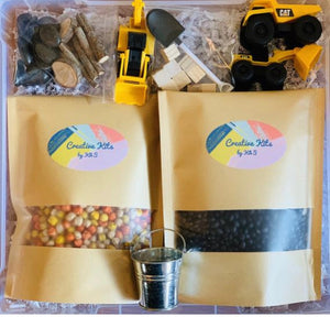 Creative Kits Construction Sensory Kit