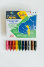 Load image into Gallery viewer, Effortless Art Crayons Starter Pack - Six Packs of Crayons