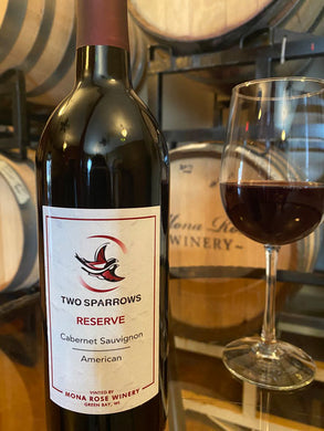 Two Sparrows Reserve Wine