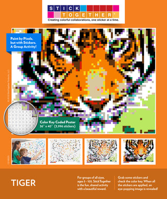 Stick Together Tiger Single Kit
