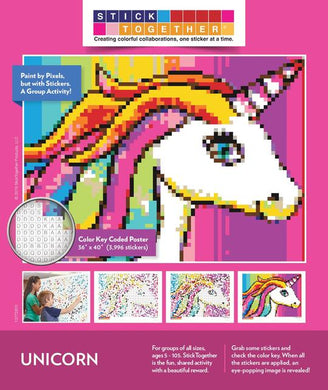 Stick Together Unicorn Single Kit