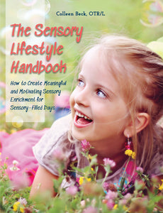 OT Toolbox Sensory Lifestyle Handbook Digital Download