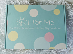 OT for Me October Single Month Activity Box