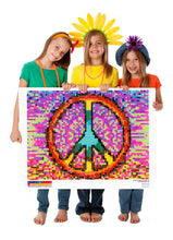 Load image into Gallery viewer, Stick Together Peace Sign Single Kit