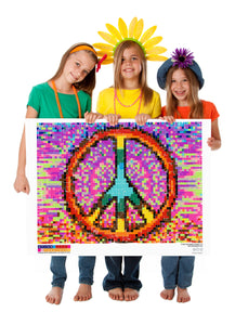 Stick Together Peace Sign Single Kit