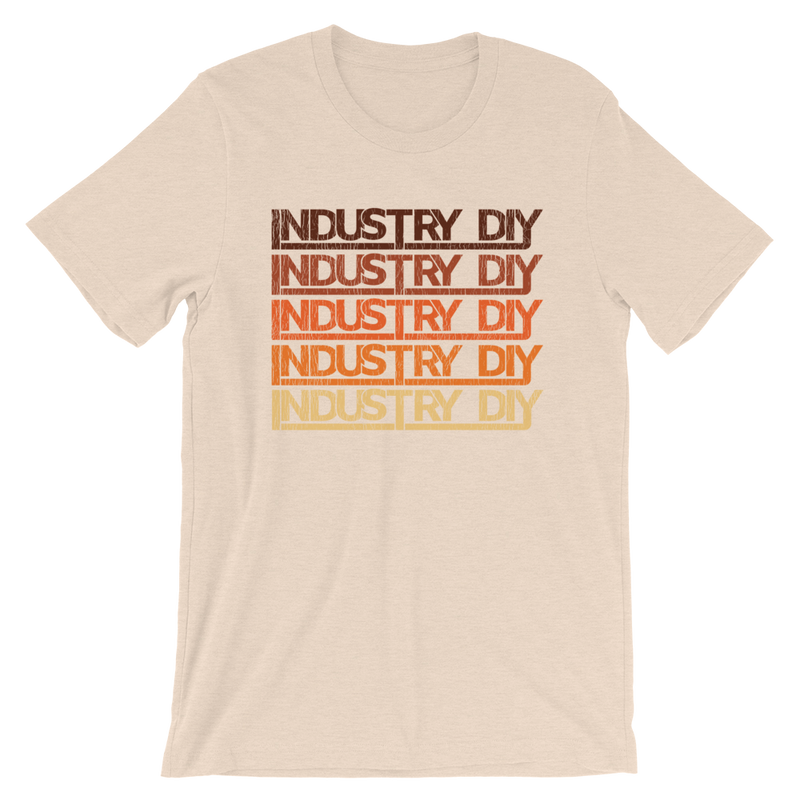 Retro Industry DIY