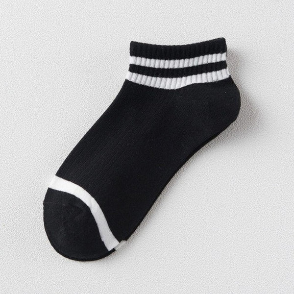 Nboat Socks Woman Cotton Women's Casual Women's Cute SK1 Socks Striped College Wind Socks Harajuku Calcetines Mujer Chaussette