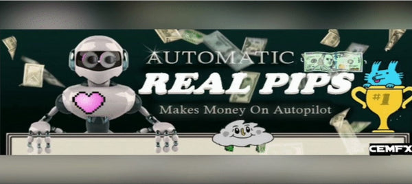 AUTOMATIC REAL PIPS FOREX TRADING ROBOT - FULL PURCHASE