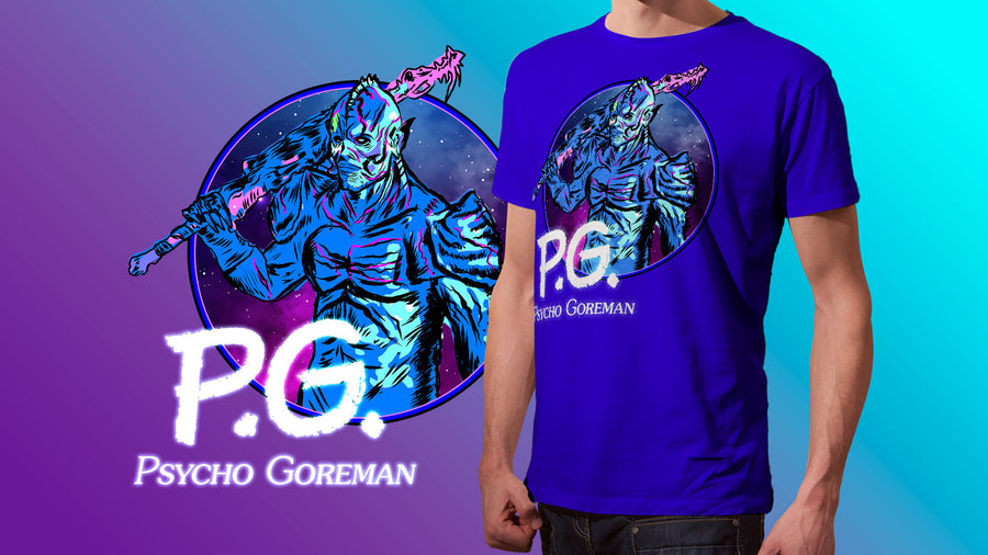 "PG: Psycho Goreman ""His Adventure On Earth"" T-Shirt"