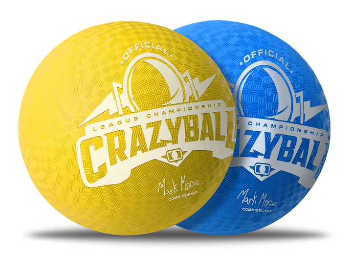 Deluxe CrazyBall Set - League Championship Edition