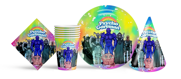 PG: Psycho Goreman Party Supplies