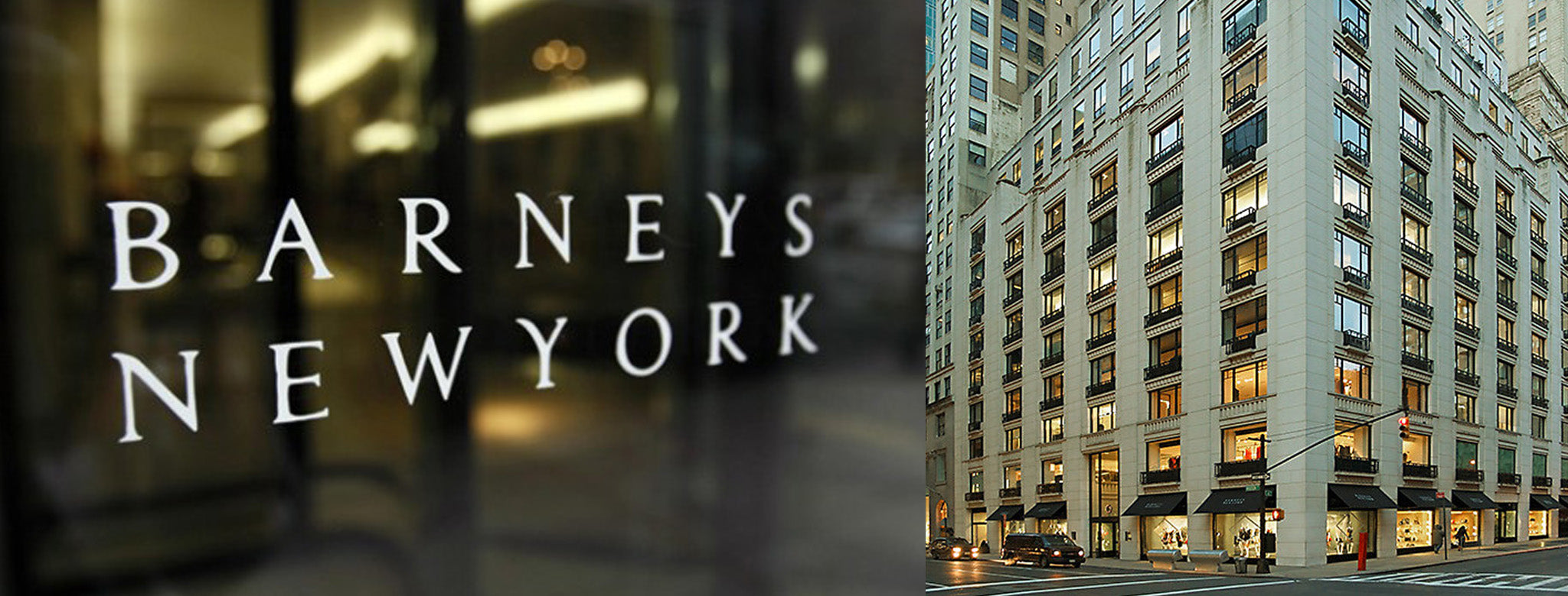 Barneys New York building
