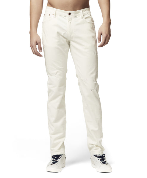 C&T Summer Jean | White