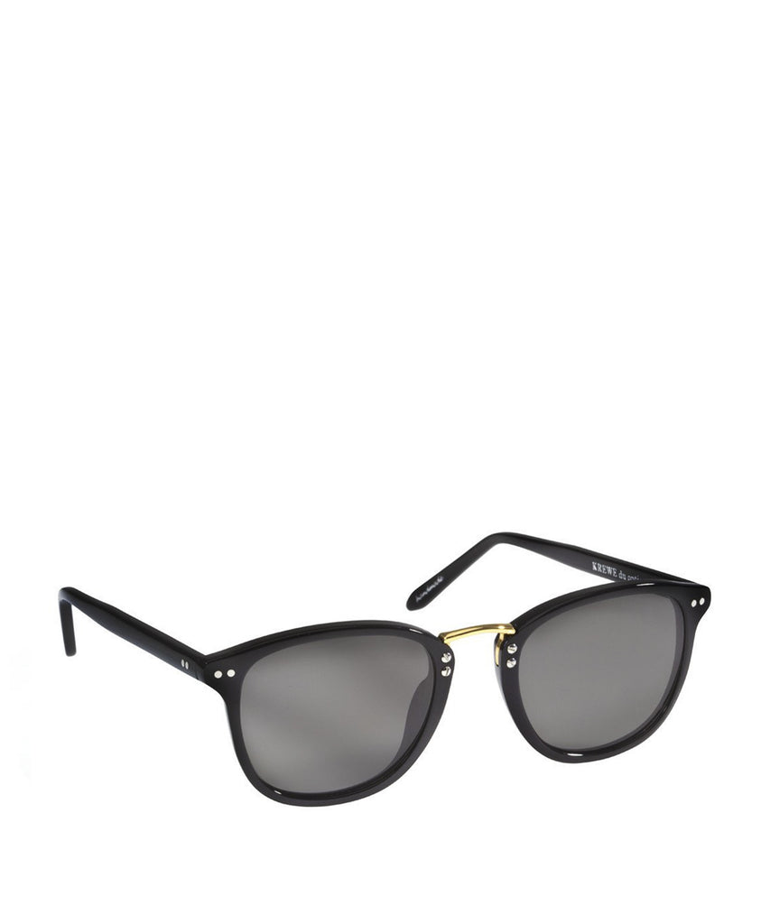 KREWE | Franklin | Black Polarized 24K