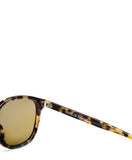 KREWE | Franklin | Blonde Tortoise Polarized 24K