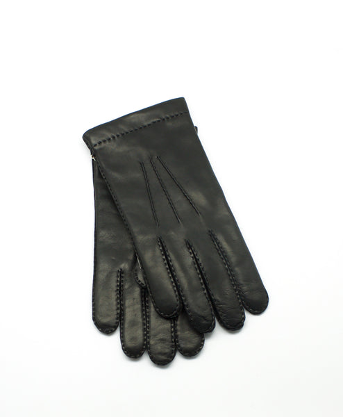 Merola Gloves - Nappa/Cashmere Lined - Black