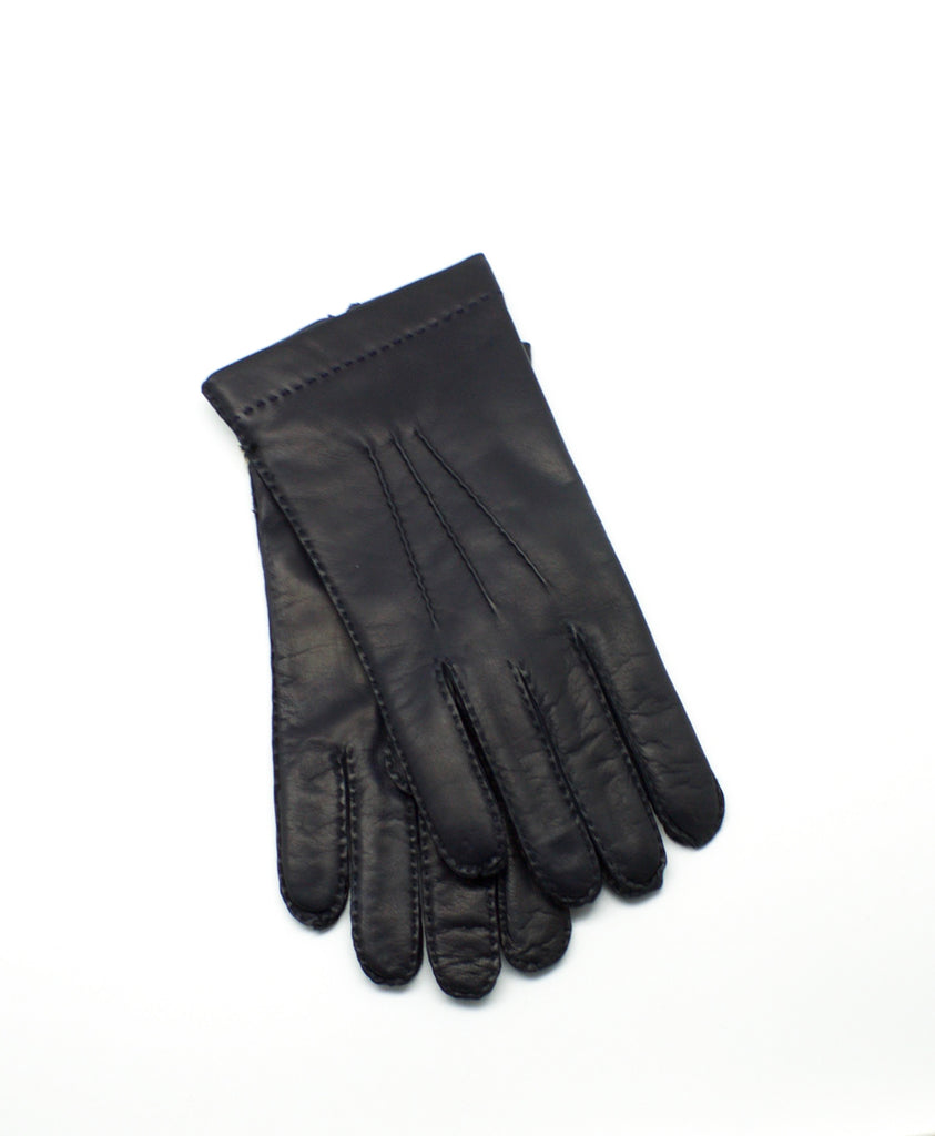 Merola Gloves - Nappa/Cashmere Lined - Navy