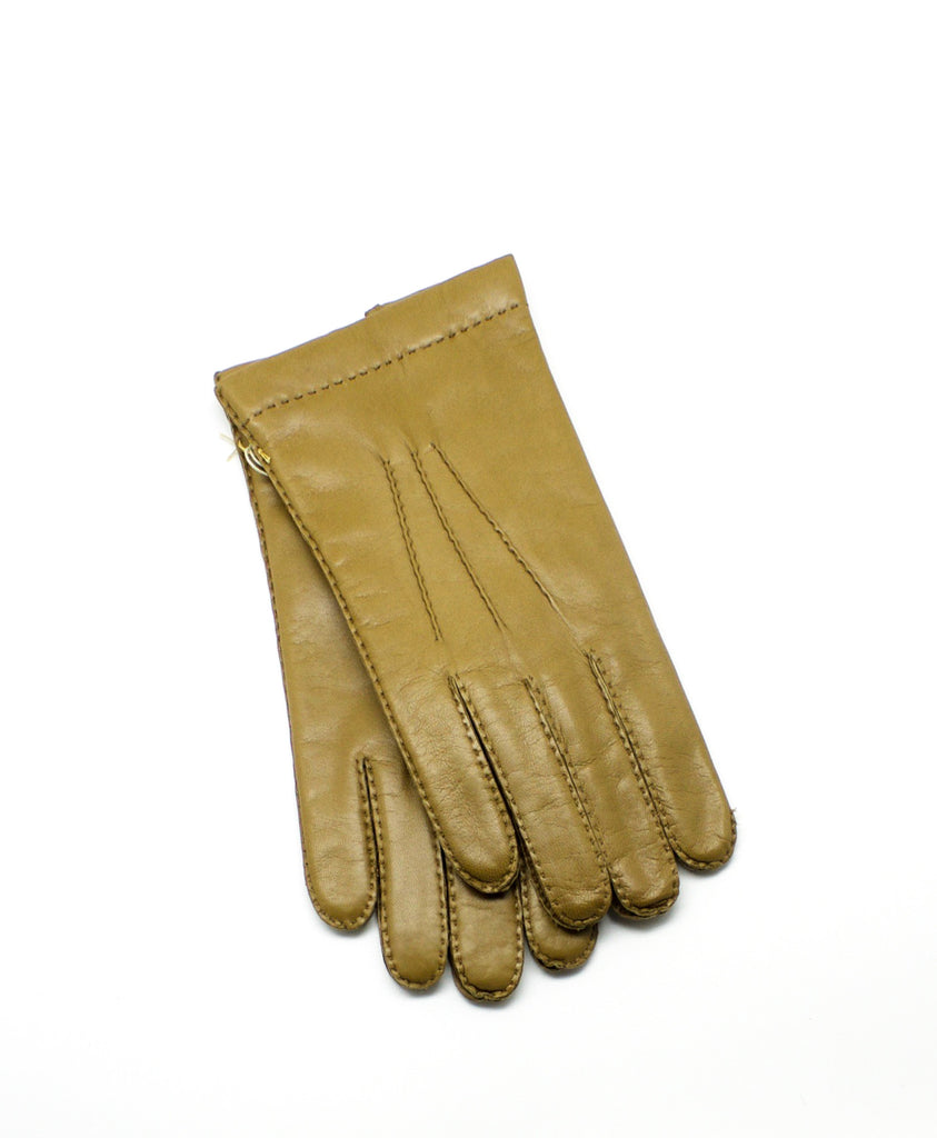 Merola Gloves - Nappa/Cashmere Lined - Tan