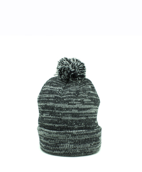 Jacques Beanie - Grey Marle