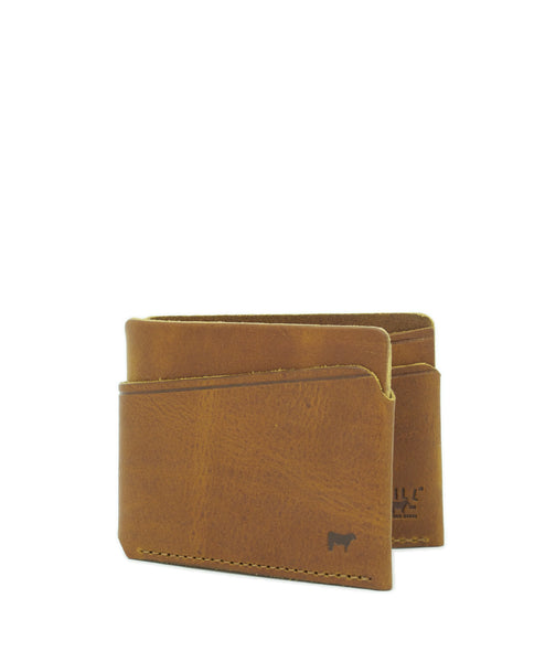 Will Leather - Siena Billfold - Cognac