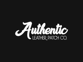 Authentic Leather Patch Co Logo