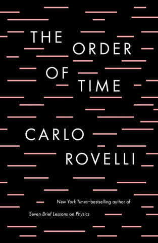 THE ORDER OF TIME (EN,HC)