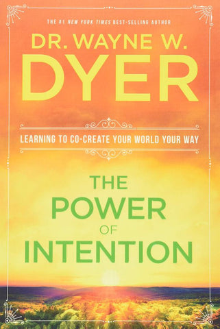 THE POWER OF INTENTION (EN, SC)