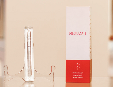 Reconditioned Mezuzah